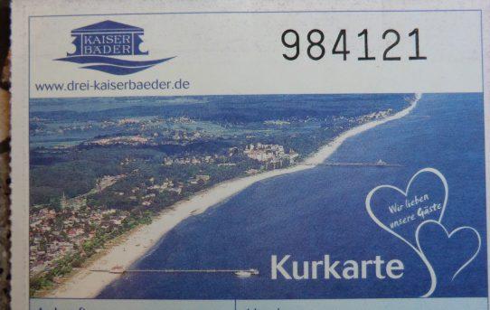 Kurtaxe Kurabgabe Heringsdorf