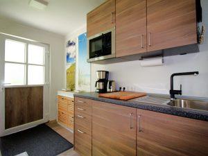 Ferienwohnung 30 Küche