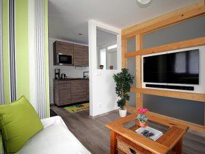 Ferienwohnung 30 Wohnzimmer